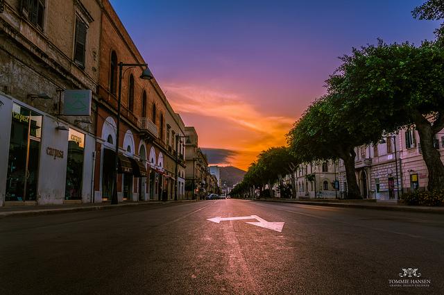 strade in Sicilia