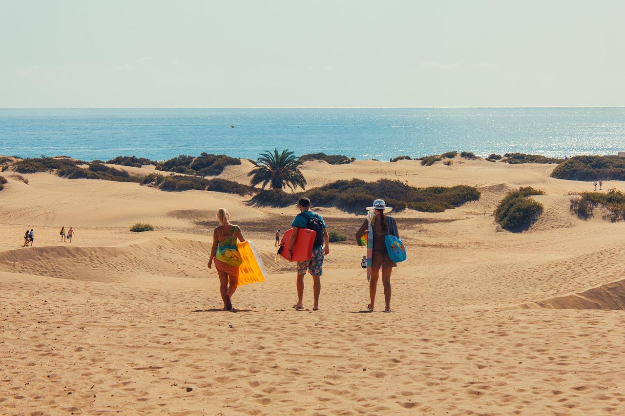 Scopri le spiagge più belle di Gran Canaria